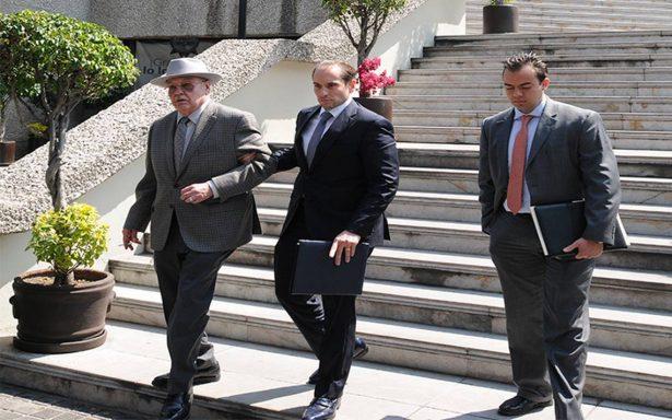 Se declara inocente Lozoya ante Fepade sobre caso Odebrecht