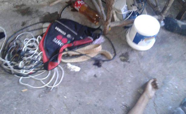 Se quita la vida padre de niño suicida en Aguascalientes