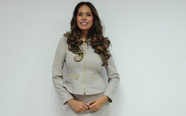 Giselle Hernández dice cómo adelgazar con salud