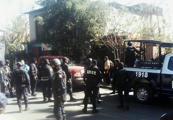 Confrontación en Oaxaca deja 15 personas detenidas