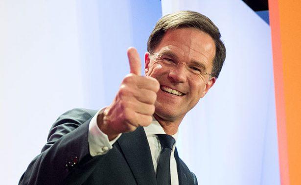 Mark Rutte derrota a la extrema derecha holandesa