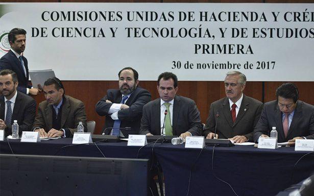 Aprueban comisiones del Senado el dictamen de la Ley Fintech