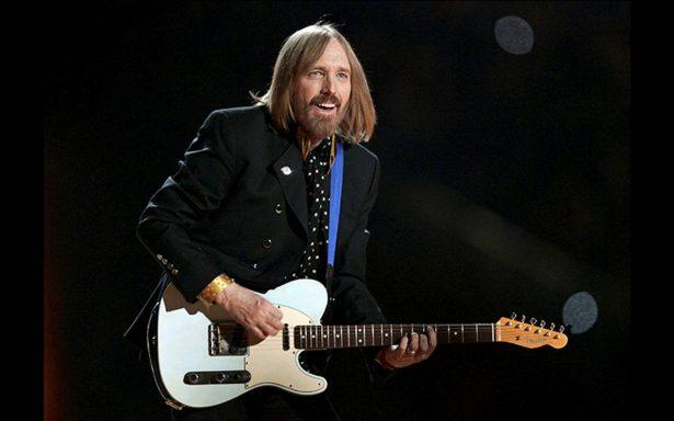 Muere el rockero estadounidense Tom Petty a los 66 años