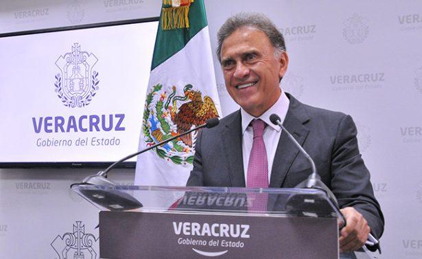 Duarte está en la cárcel, lo logramos, ahora que regrese lo robado: Yunes Linares