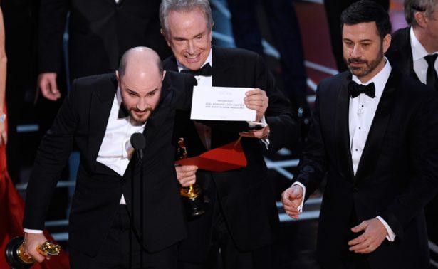 Revelan al culpable del error histórico en los Oscar