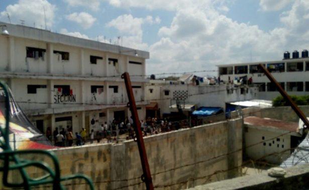 Riña en penal de Cancún provoca alerta de emergencia