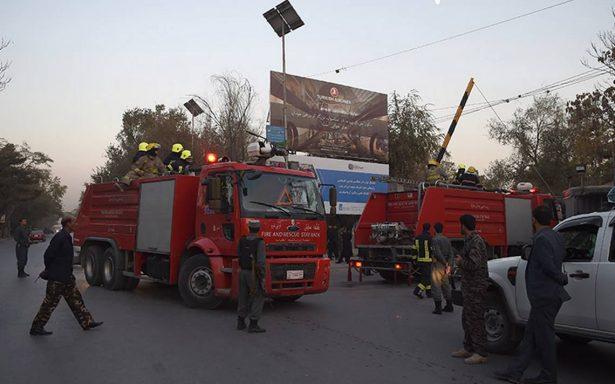 Al menos 3 muertos y 15 heridos en ataque en zona diplomática de Kabul