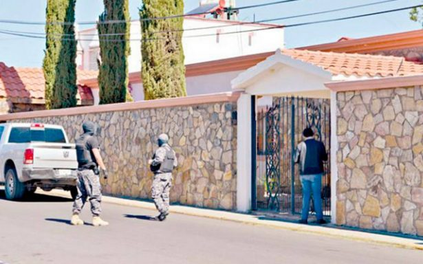 Embargan 10 propiedades de exgobernador César Duarte en Chihuahua