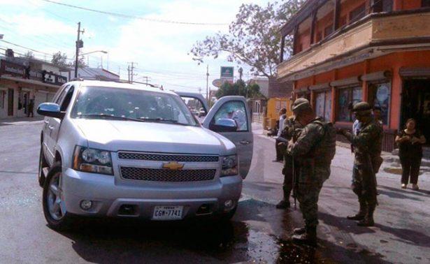 Toque de queda en Reynosa por la ola de violencia
