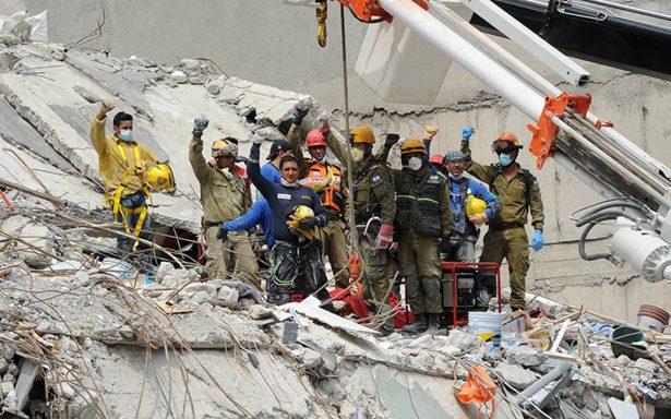 Estas son las cifras de ayuda a México tras terremoto del 19-S