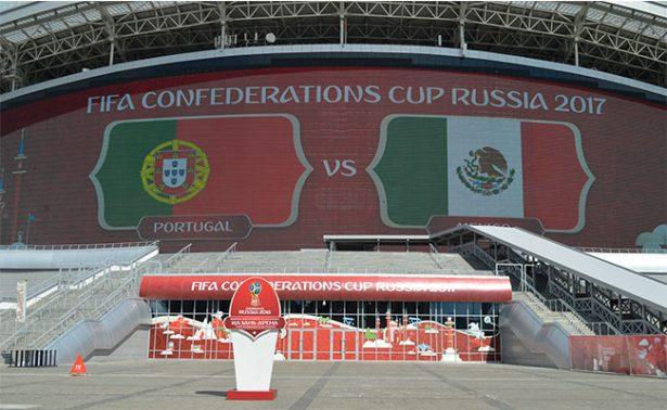 La selección debuta hoy en la Confederaciones