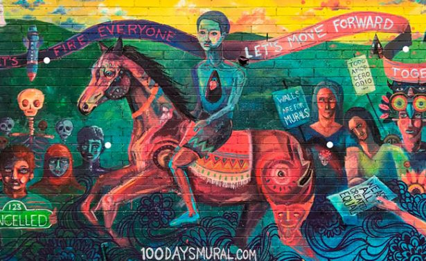 Mexicanos en EU crean portal de resistencia e intervención social