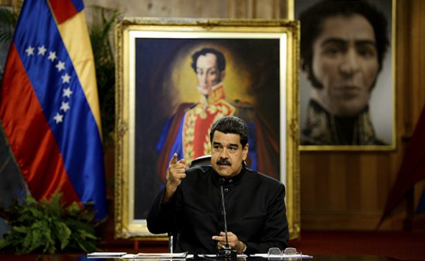 Nicolás Maduro afirma que no entrarán miembros de la OEA a Venezuela