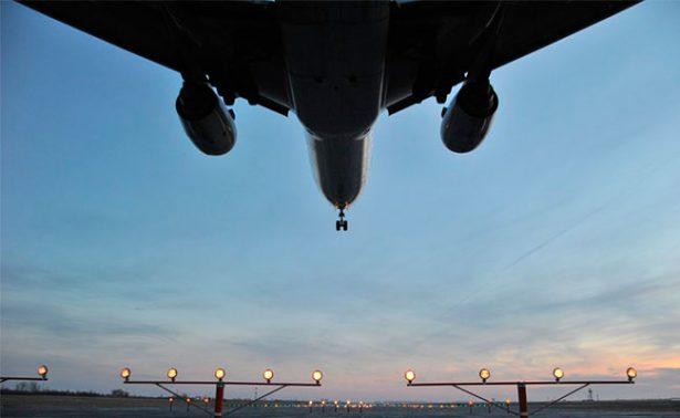 Decomisan 5 aeronaves con placas apócrifas