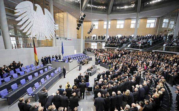La batalla por el tercer puesto en la elección legislativa de Alemania