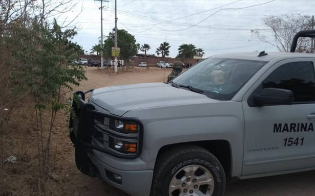 Marinos irrumpen en fiesta y abaten a cuatro hombres armados en Culiacán