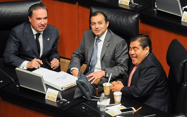 Ernesto Cordero presidirá mesa directiva en el Senado