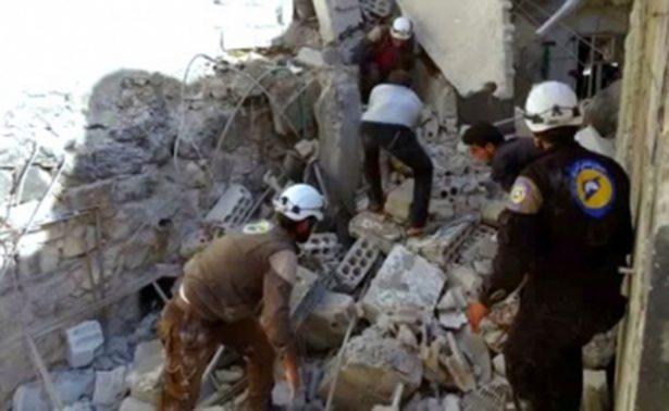 Reinicia Cruz Roja evacuación de heridos de Alepo