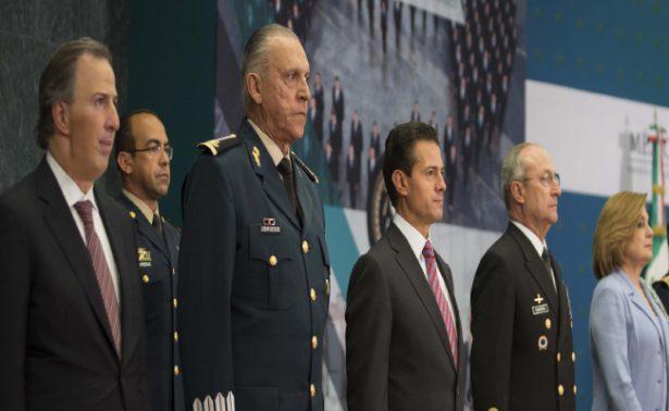 Plena confianza en la economía de México, dice Peña Nieto