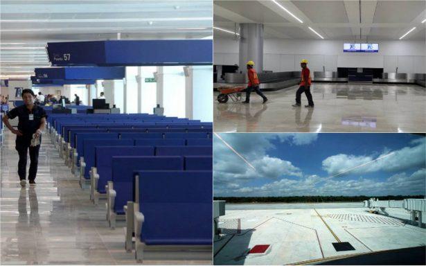 Peña Nieto inaugura hoy la Terminal 4 del aeropuerto de Cancún