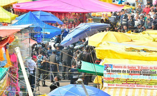 Balacera en el mercado de Sonora deja tres muertos; abren investigación