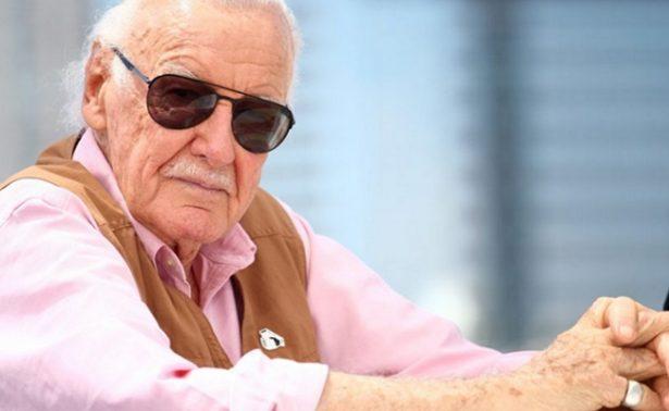 """El """"asombroso"""" Stan Lee cumple 94 años"""
