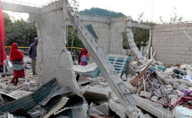 Peña Nieto y Osorio Chong lamentan muertes por explosión en Puebla