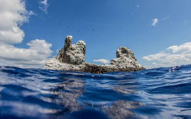 Promueven turismo a islas Revillagigedo