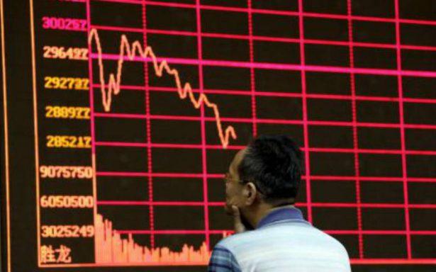 Bolsas europeas abren a la baja; bolsas de Asia cierran con resultados mixtos