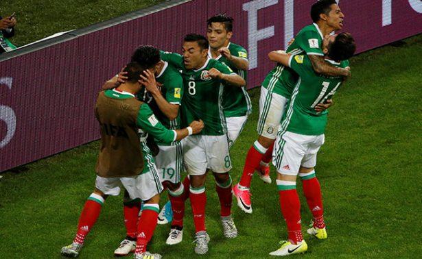 ⚽ #ConfedCup México logra remontar 2-1 ante Nueva Zelanda