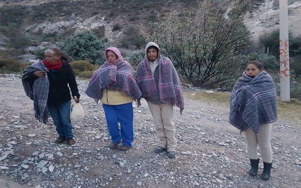 ¡No guardes tu abrigo! Continuará el frío en el país