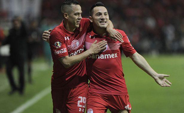 Santos complicó el pase del Toluca a las semifinales