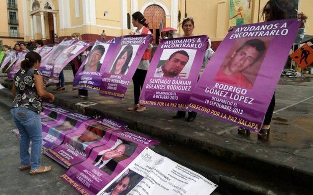 Cada día hay 7 desaparecidos en Xalapa
