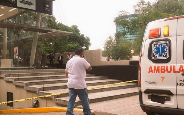 Frustran asalto en Mixup iShop de Reforma en la CDMX