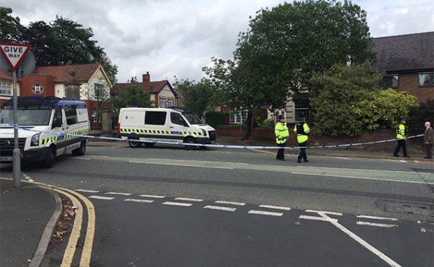 Evacúan casas durante operación relacionada con atentado de Manchester
