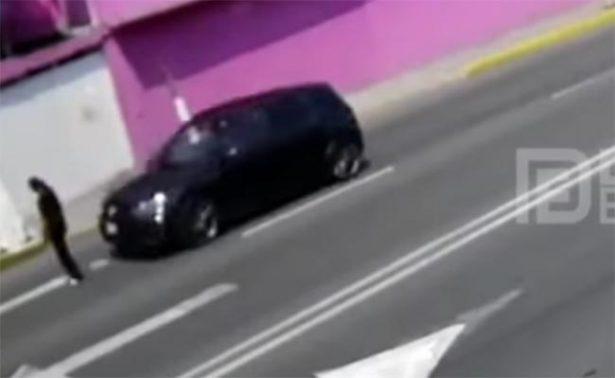 Otra mujer es atropellada intencionalmente, ahora en Ecatepec