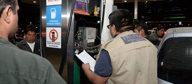 Multará la Profeco a486 gasolineras por más de 45 millones de pesos