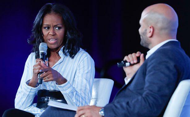 Michelle Obama critica decisión de Trump sobre almuerzos escolares