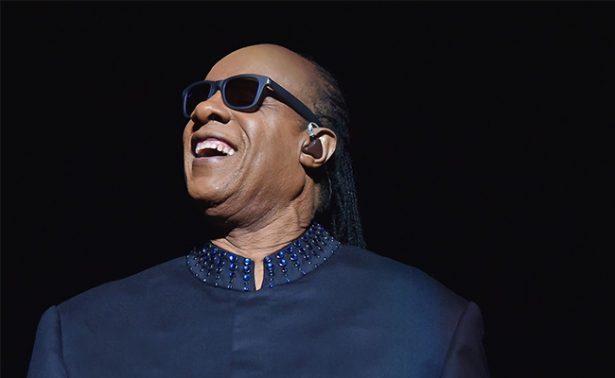 Stevie Wonder encabezará concierto en contra de la pobreza
