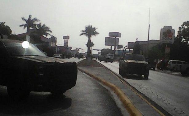 Reynosa vive otra ola de violencia, esta vez sin heridos