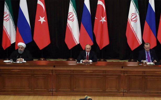 Vladimir Putin podría poner un alto total a la guerra en Siria