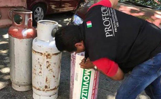 Profeco sanciona 128 gaseras en lo que va de 2017
