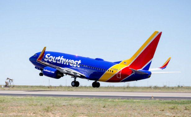 Sin autorización de México, Southwest Airlines cancela vuelos hacia Los Angeles
