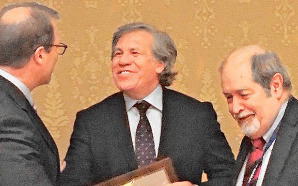 La OEA, casa de los periodistas