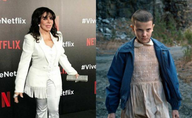 """¿Por qué ligan a Vero Castro con """"Eleven"""" de Stranger Things?"""