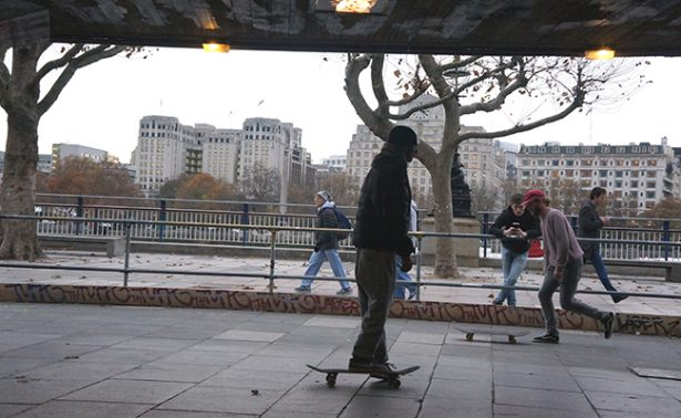 Resplandece epicentro  del skate en Reino Unido