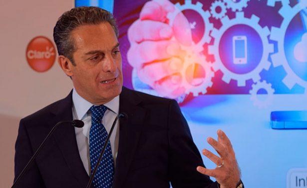 América Móvil anuncia red 4.5G para finales del 2017 y 5G en 2020