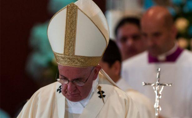 """El Papa pide el """"perdón de Dios"""" por los horrores cometidos por la Iglesia"""