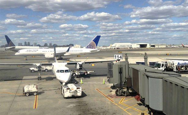 Olla olvidada en aeropuerto de Newark moviliza a la terminal completa