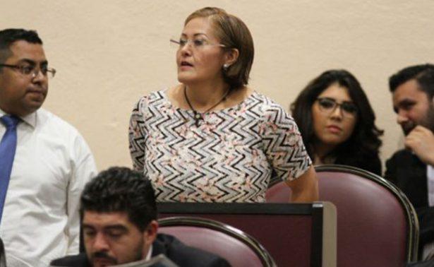 Próximo lunes, diputadosde Veracruz votarán si procede desafuero a Eva Cadena